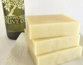 Meyer Lemon Luxury Olive Oil Soap with Essential Oil and Shea Butter