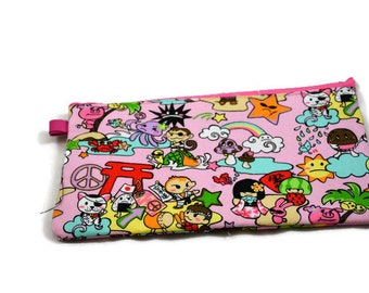 Tomadachi Zip Bag