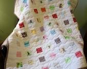 Funky Monkey Baby Children's Quilt