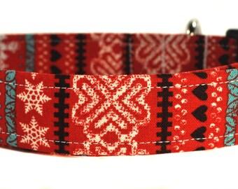 Christmas Dog Collar - The Christmas Sweater