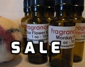 SALE - Fragrance Oil - 30 ml - One Ounce Bottle - Select Fragrances - Essential Oil - Use in Potpourri, Dryer Balls, Reed Diffuser, Lotion