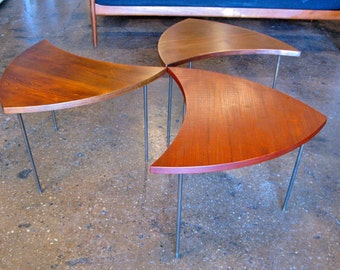 1950s Coffee Table Set