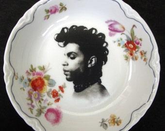 """Prince Portrait Bowl - 5.25"""""""