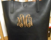 Monogrammed Tote... Purse... Handbag