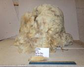 White Finn Sheep Wool P1 2016
