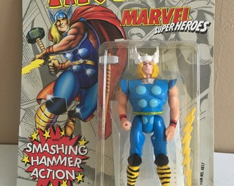 Early 1990s Thor Action Figure still in Packing