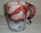 RESERVED...Imperial GlassSlag Mug