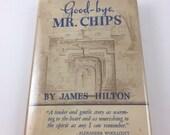 Good Bye Mr Chips Book 1936