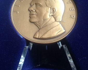 1977 Presidential Inaugural Medal Jimmy Carter