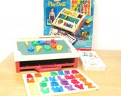 Fisher Price School Days Desk with Box