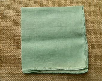 1 Vintage Hanky Good Vintage Condition #2535