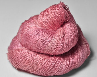 Candy time - Tussah Silk  Lace Yarn
