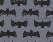 Baby Leggings - Baby Girl Leggings - Baby Boy Leggings - Gray Batman