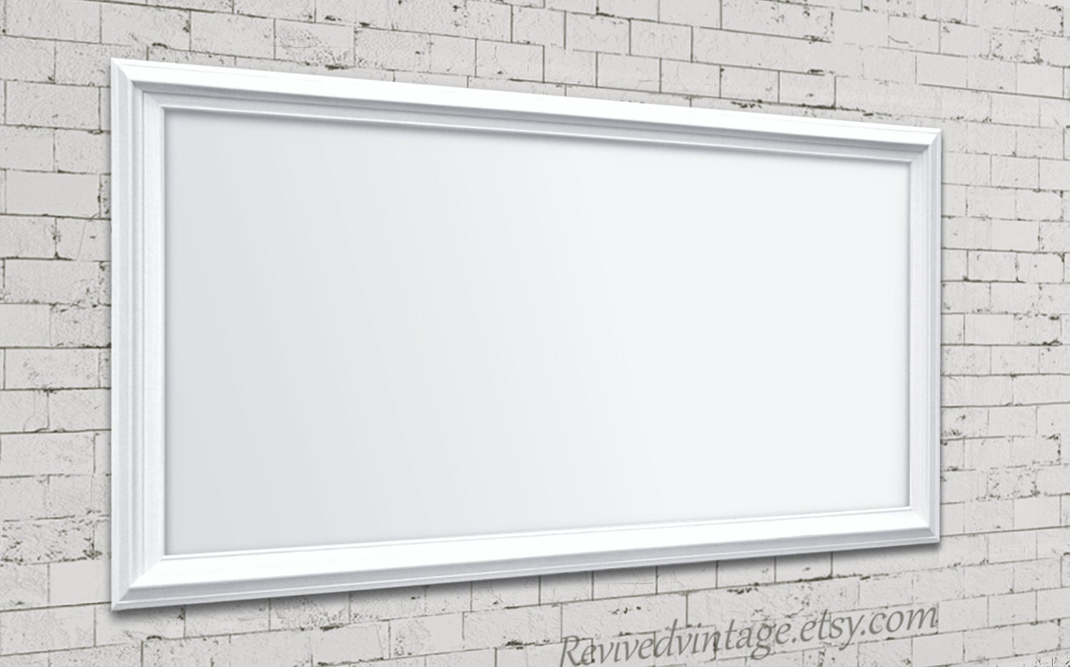 Large Modern Magnetic Boards For Sale 53x29 By Revivedvintage