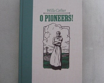 Willa Cather O PIONEERS, Readers Digest, 1990