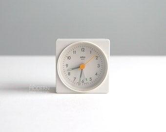 Vintage Modern Braun 4746 Alarm Clock Made in Germany