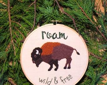 Roam Wild & Free
