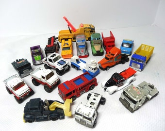 Hot Wheels Die Cast Lot of 20 Trucks Toys and Games Toys Play Vehicles Toy Cars Toy Trucks