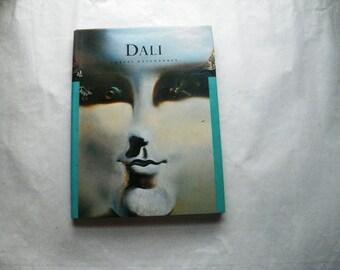 Salvador Dali Art Book by Robert Descharnes 1985