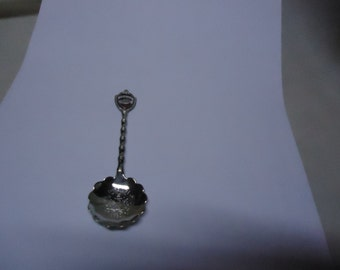 Vintage Virginia Souvenir Spoon, collectable