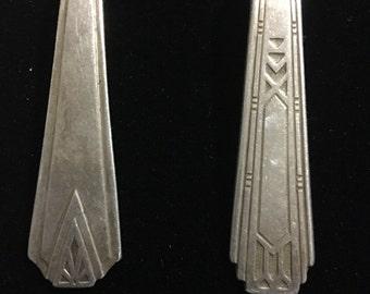 Vintage spoon handle pendent