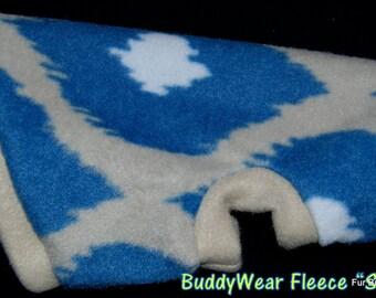 "Reduced BuddyWear ""SlipOn"" Chihuahua Clothing - Fleece OneSie - Yorki, Shth Tzu, and all tiny dogs.  M"