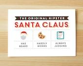 Santa: Original Hipster
