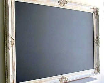 WEDDING CHALKBOARD Wedding Seating Chart Seating Card Holder Wedding Sign Vintage White Chalk Board Gold MAGNETIC Bridal Shower Decoration