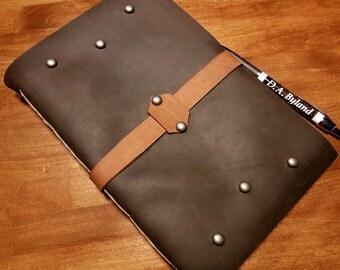Medieval Inspired Sketchbook/Journal