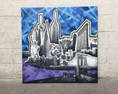 Custom NYC Painting For Emily