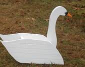 Swan Planterbox
