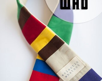 Doctor Who - Camera Strap Cover