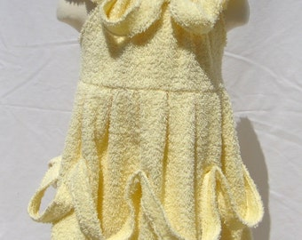 Private listing for Ashley - Princes towel dress swim cover up - Belle - 2t