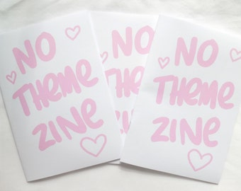 No Theme Zine