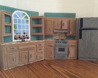 Doll Kitchen