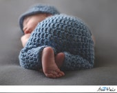 Newborn Baby Boy, Photo Outfit, Baby Pants, Newsboy Hat, Baby Boy Clothes, Infant Boy, Crochet Outfit, Crochet Pants, Longies