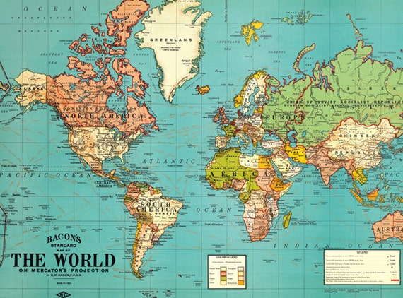 Effortless image regarding map of world printable