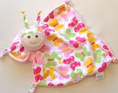 Reserved for a Great Customer, Butterfly and Monkey Security Blankets