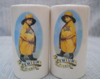 Premium Salt and Pepper Shakers - vintage, collectible