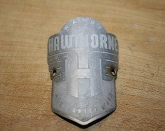 Hawthorne Bicycle Badge - item #1706