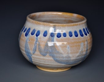 Stoneware Pottery Tea Bowl Ceramic Chawan A