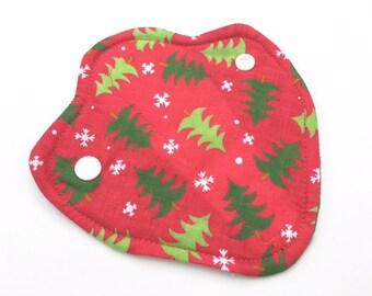"""Thong Liners Cotton Fleece 6"""" Christmas Trees"""
