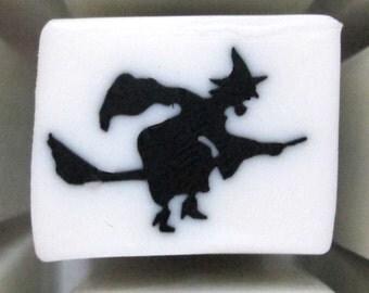 Polymer Clay Witch Cane, Millefiori Cane, Unbaked Cane, Nail Art, FIMO, Polymer Clay Cane, Witch Cane