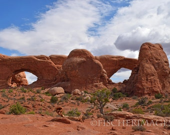 Arches Utah Landscape Wall Art Home Decor Digital Download or Photo Print Fine Art Photography Fischerimages