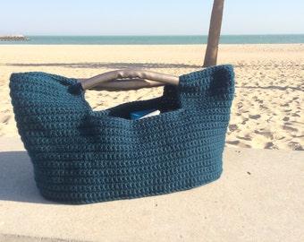 Crochet Bag Pattern - (Shanta)