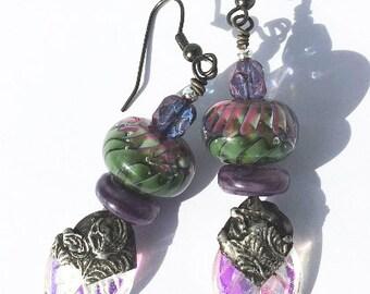 JBB English Country Garden Earrings