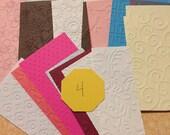Scraps Embossed Cardstock - 4