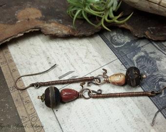 Hook, Line & Gourd - Art Jewelry