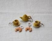 Stitchmarkers - Tea For Two - Stitch Markers