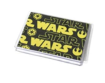 Card Case Mini Wallet Star Wars